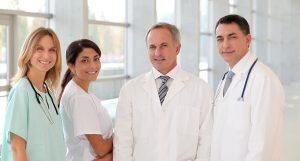 גמילה מסמים בסיוע צוות רפואי